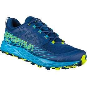 La Sportiva Lycan GTX Running Shoes Men Indigo/Tropic Blue